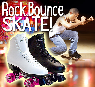 Shop for Roller Skates at Rollerskatin.ca