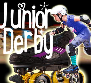 Shop for Junior Derby Gear at rollerskatin.ca