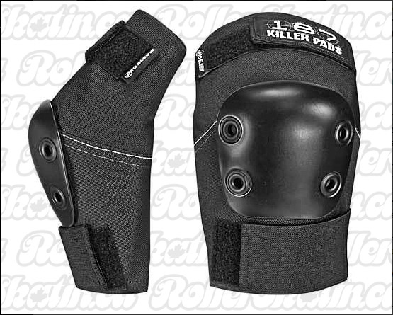 INSTOCK 187 Killer Elbow Pads Pro