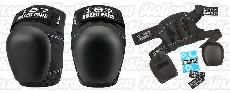 187 Killer Knee Pads Pro Derby