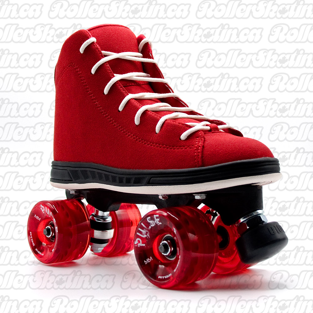 INSTOCK! Last Ones! Ladies size 6 or 10 Jackson DIVA Sport Viper Nylon Plate Suede Outdoor Roller Skates