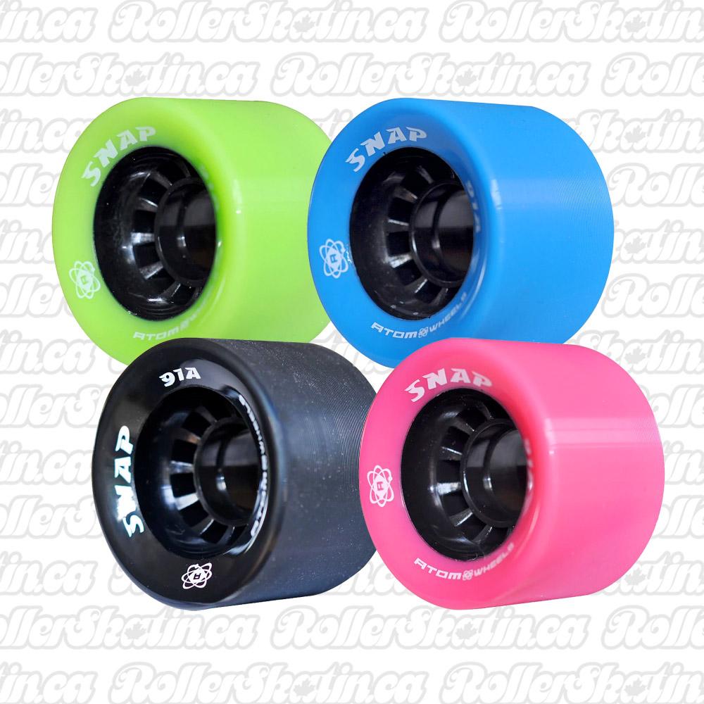 INSTOCK! ATOM Snap 91A Wheels 8-Packs