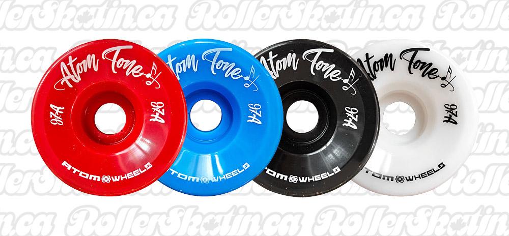 ATOM Tone Rhythm Wheels 4-Packs