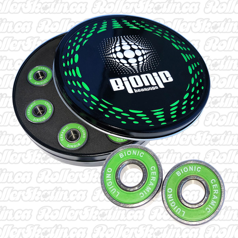 BIONIC Ceramic 8mm Bearings 16-Pack