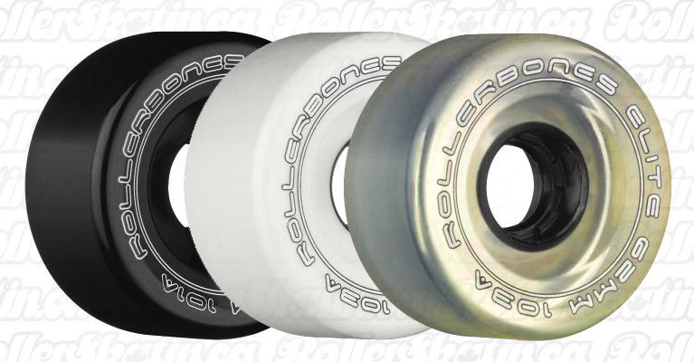 ORIGINAL INSTOCK BONES Elite & Super Elite Rink Wheels
