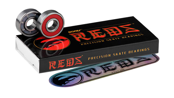 BONES Reds Bearings 8mm – Singles
