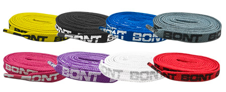 BONT Cotton or Waxed Laces