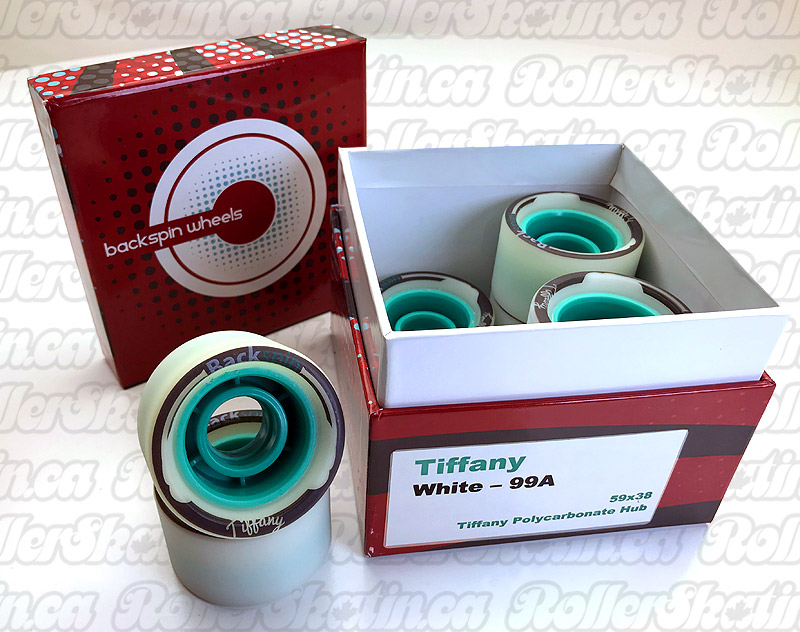 INSTOCK BackSpin TIFFANY Wheels 99A 8-Packs