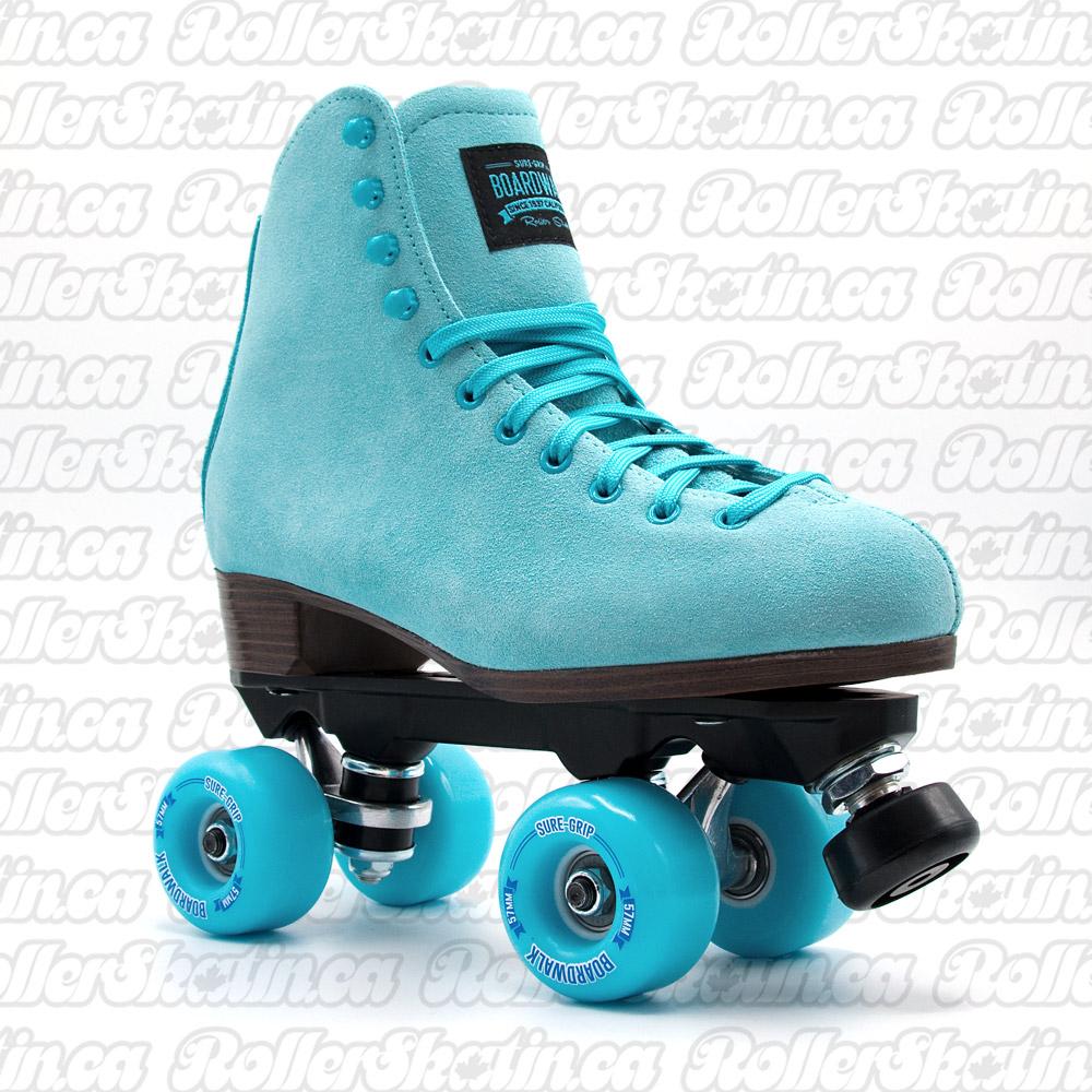 INSTOCK! SURE-GRIP BOARDWALK SeaBreeze Outdoor Roller Skate