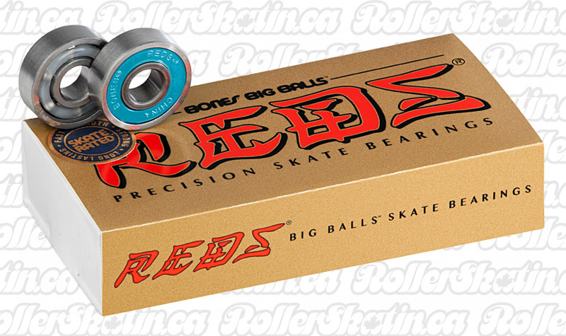 BONES Big Balls Bearings 8mm 16-Pack
