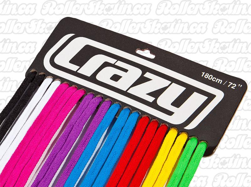 CRAZY Premium Skate Laces 72
