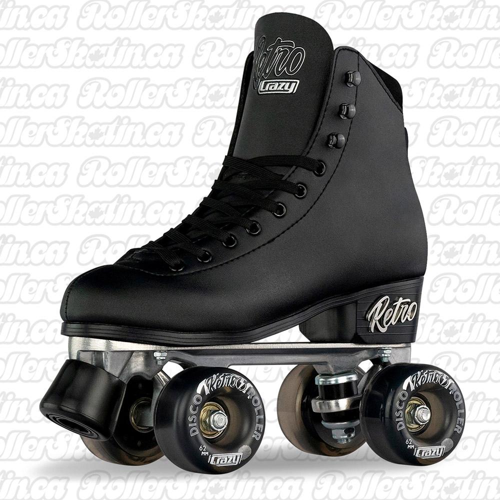 INSTOCK! CRAZY Retro Roller Skates!