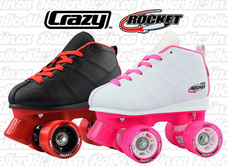 CRAZY Rocket Junior Skate