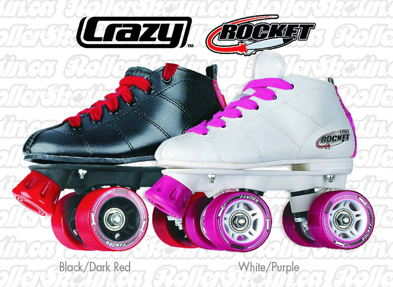 INSTOCK CRAZY Rocket Junior Skate
