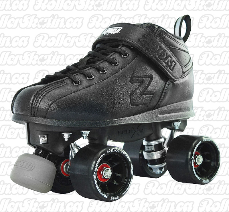 CRAZY ZOOM Derby or Rec Speed Skate