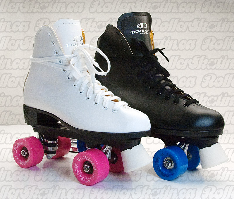 INSTOCK DOMINION Classic Beginner Rink Roller Skates - Last Ones!
