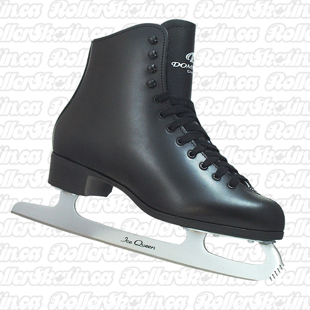 INSTOCK! DOMINION Ice Skates - Mens and Ladies - Made in Canada!