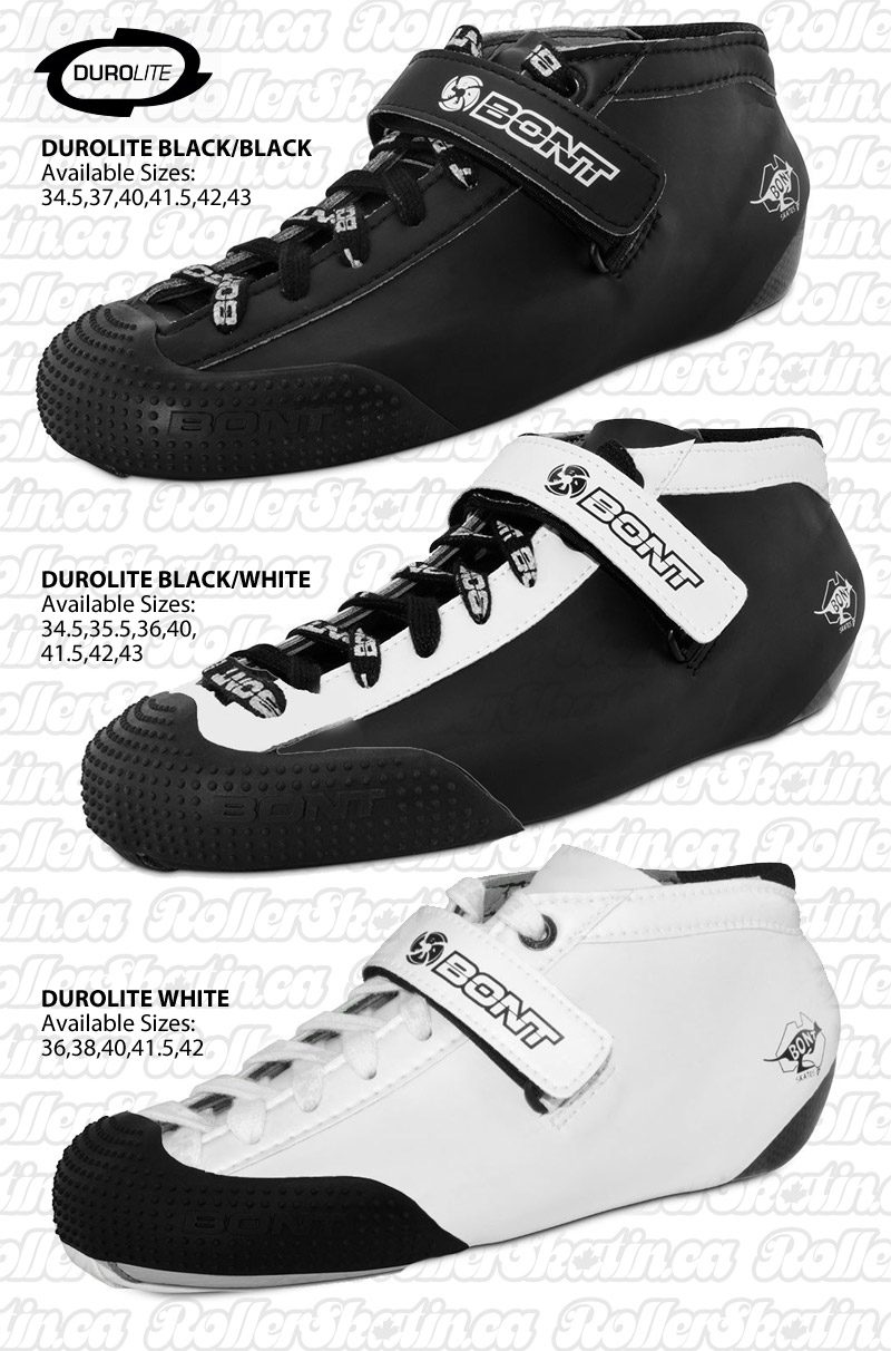 BONT Hybrid Carbon Boots with Bumper Leather or Durolite Limited Time Offer 33% Off!