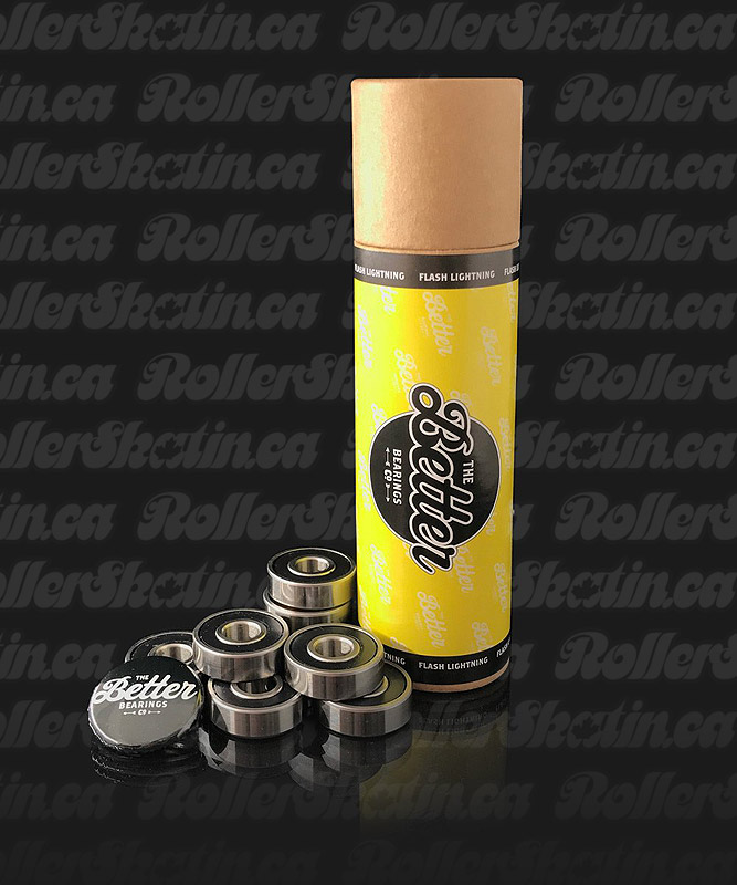 Better Bearings FLASH LIGHTNINGS Ceramics 16-Packs
