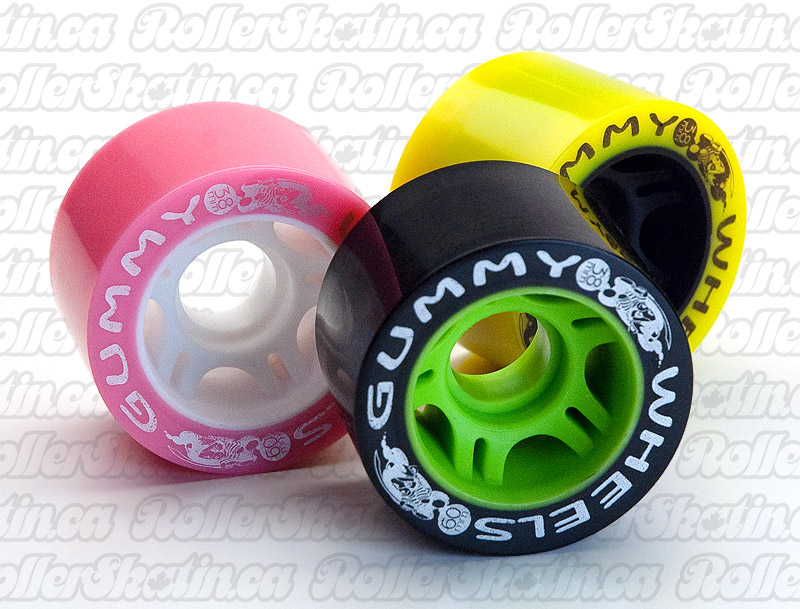 GUMMY Wheels 8-Packs!
