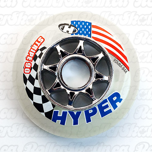 HYPER Stripe 90mm 84A Inline Wheels