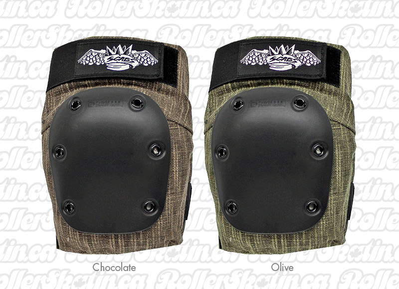 SMITH Scabs HEMP Knee Pads