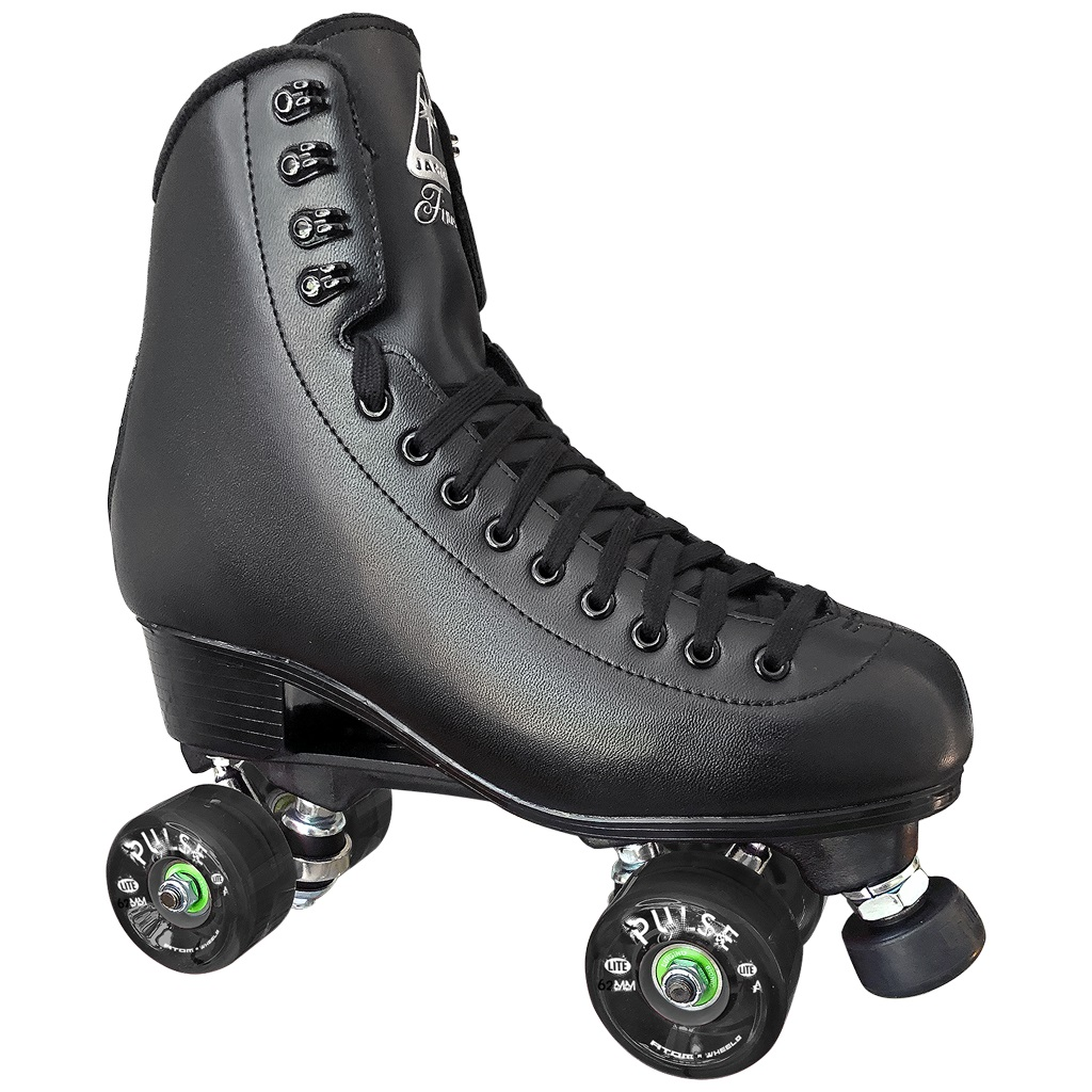 INSTOCK! Jackson Finesse Nylon Plate Indoor OR Outdoor Roller Skates