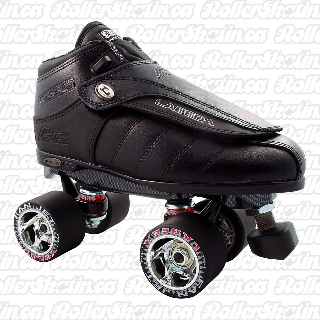 INSTOCK! Labeda G-80 Leather Roller Skate