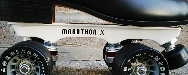 MARATHON X Plate