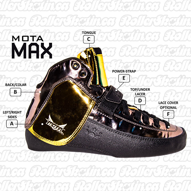 MOTA MAX Air Custom Savage Boot