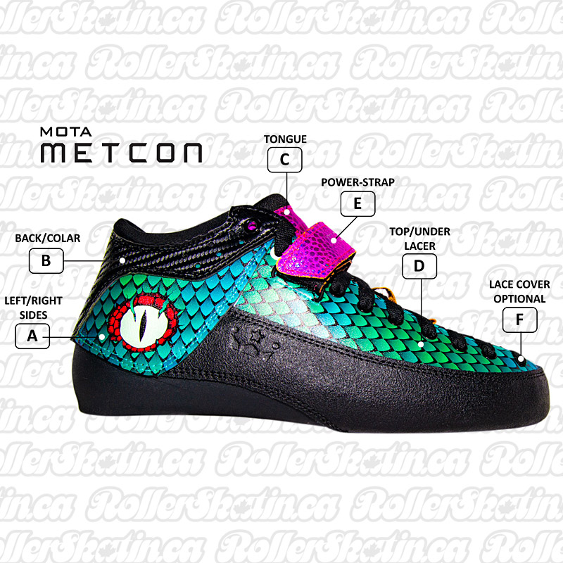 MOTA Metcon Custom Savage Boot