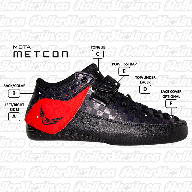 MOTA Metcon Custom Carbon Boot