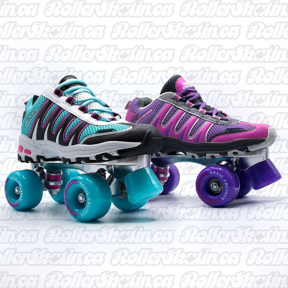 INSTOCK! SONIC CRUISER Running Shoe Outdoor FUN Skate!