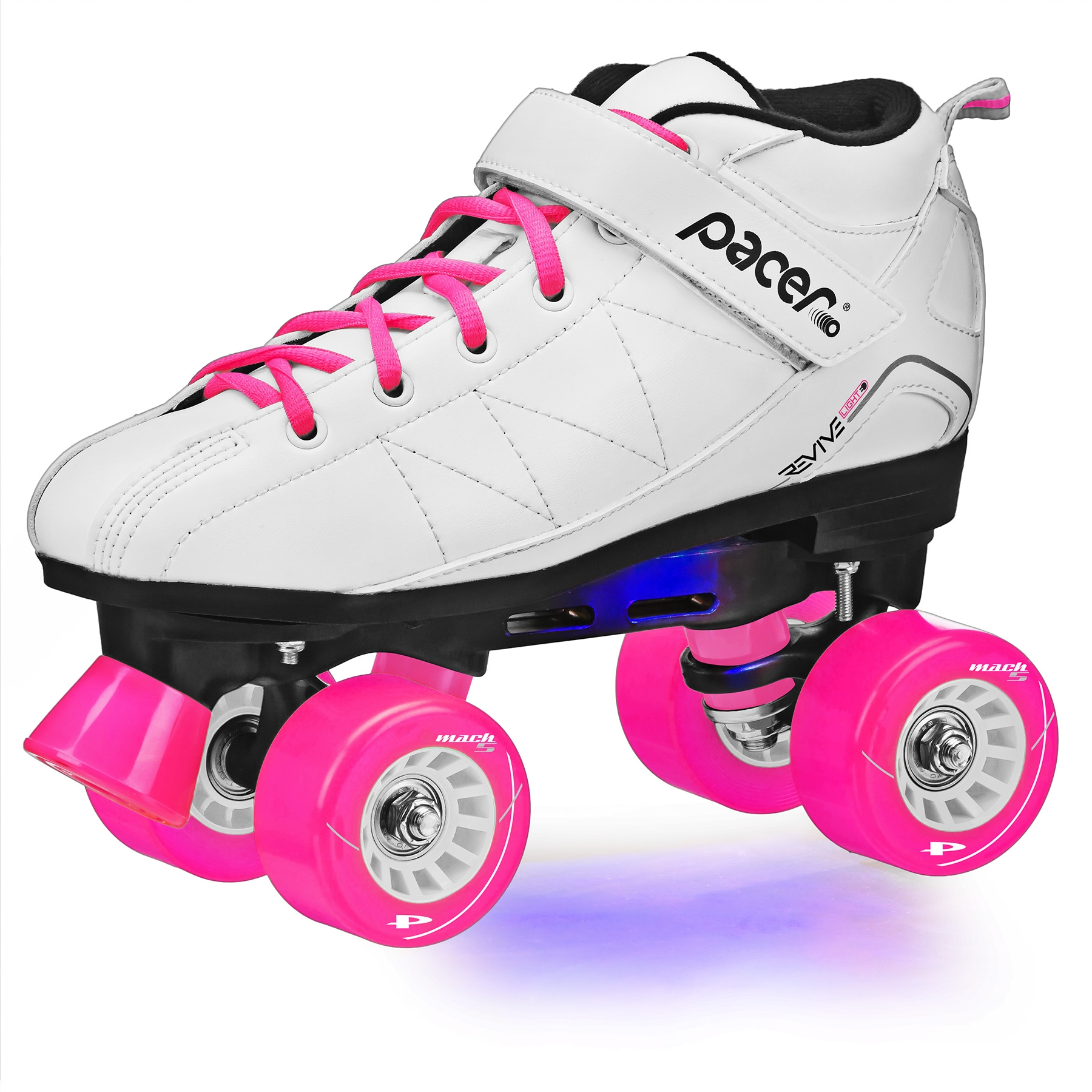 INSTOCK! Last ones! Pacer Revive Light-Up Rink Skates