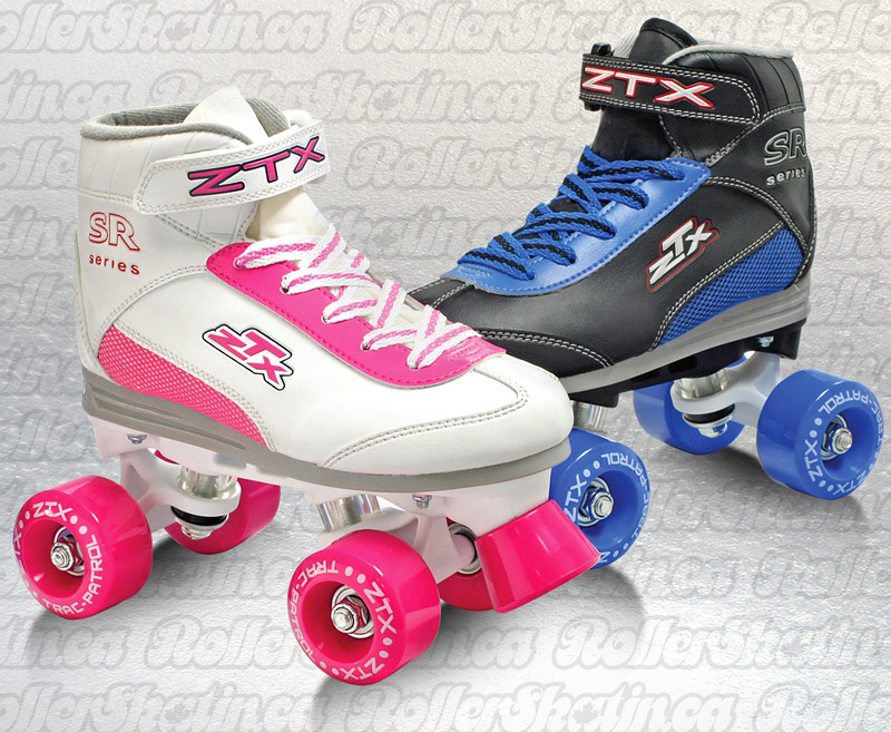 INSTOCK Pacer ZTX Kids J12 OR J13 Roller Skate