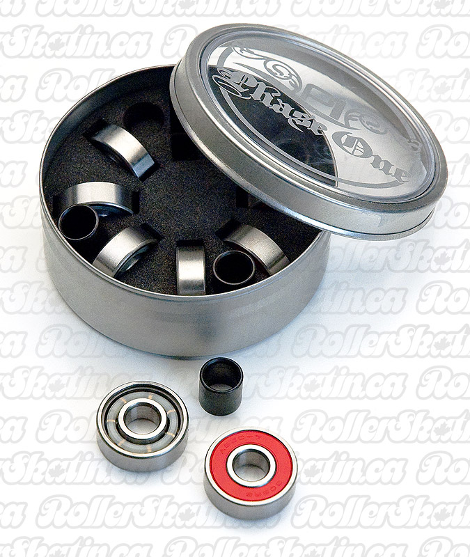 PHASE One Bearings (Like Reds!) 8mm OR 7mm 16-Pack