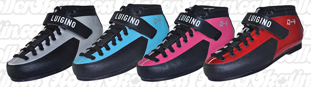 Luigino Vertigo Q-4 Boot in Black or Stock Colours!