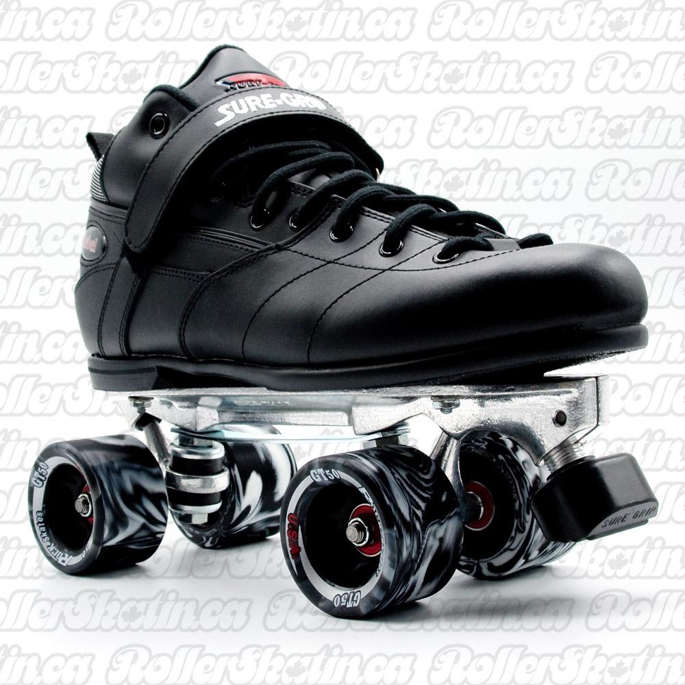 INSTOCK! Sure-Grip Rebel Big Boy Mens 12-14 Indoor OR Outdoor Skate!
