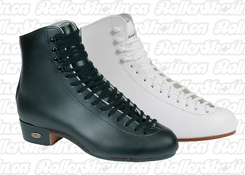 INSTOCK Riedell 220 Silver Medallion Boot
