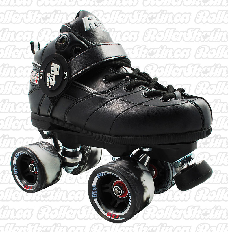 Sure-Grip Rock GT-50 Rink and Fresh Derby Indoor OR Outdoor Skate