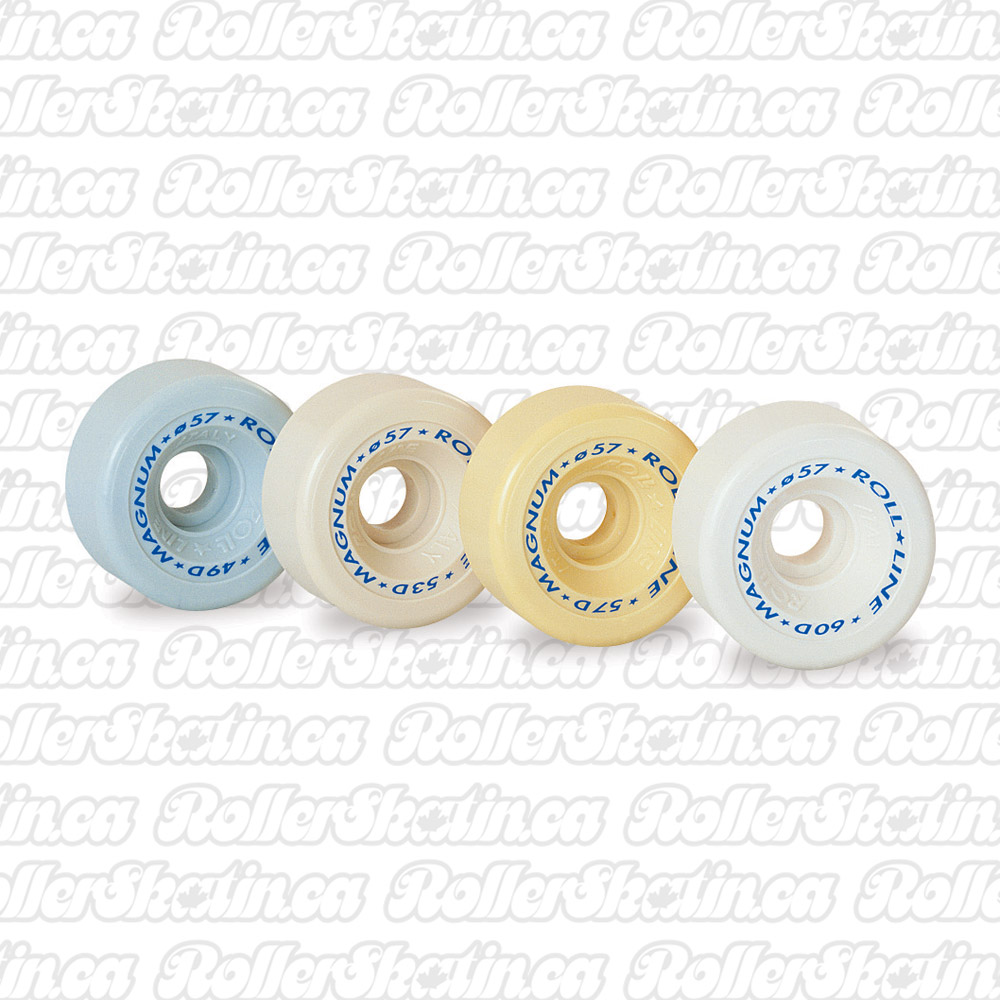 Roll-Line Magnum Indoor 57mm Wheels 8-Packs