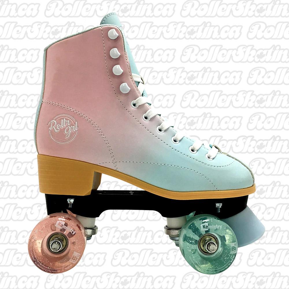 INSTOCK! Rollr Grl Lilly Outdoor Roller Skates!