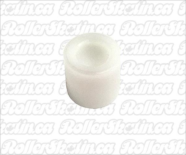 SURE-GRIP DELRIN Pivot cup Insert for AVENGER DA45 and AVANTI White Magnesium