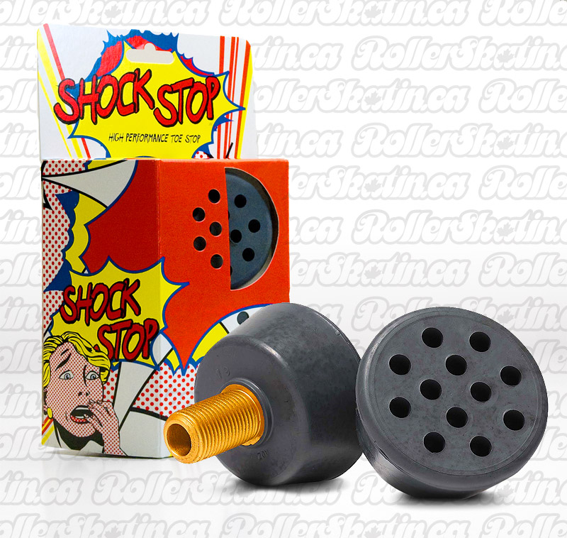 SHOCK STOP Toe Stoppers