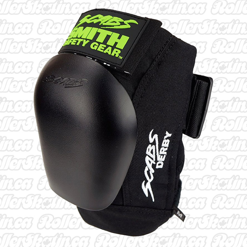 INSTOCK! SMITH Scabs Derby Knee Pads