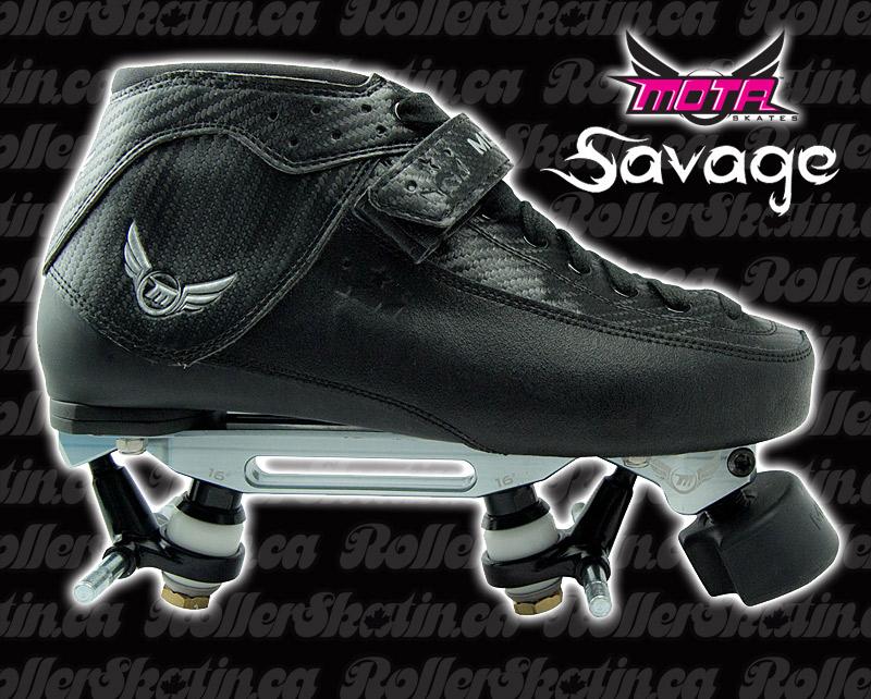 Mota Mojo SAVAGE Boots & Boss Plate Combo Factory Direct!