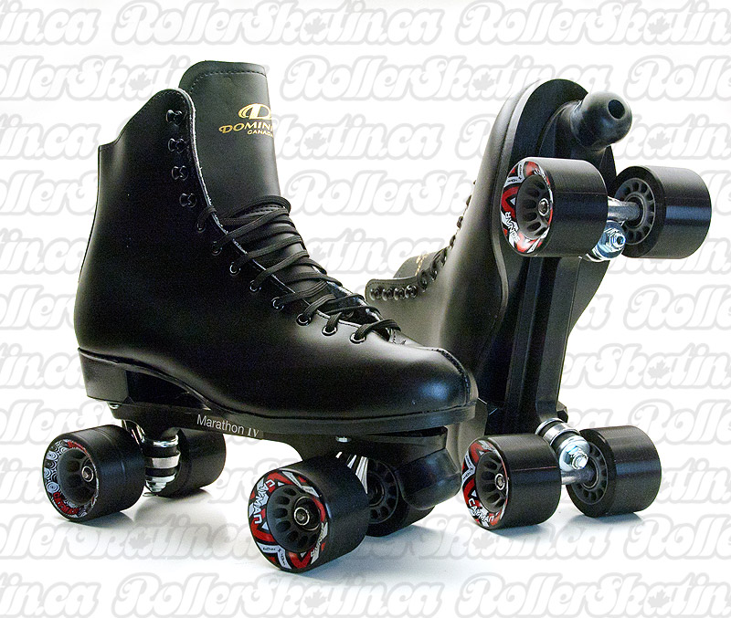 DOMINION 671 Leather Size 12 Mens Rink Roller Skate - Last Pair!