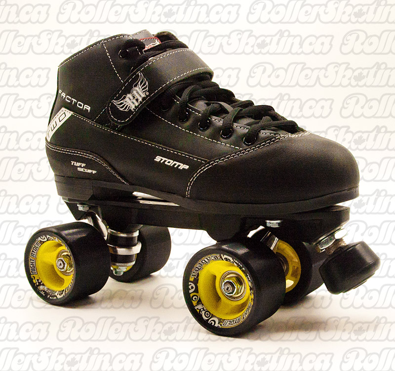 RD Elite Stomp Factor 2 leather skate - Last one Mens 8!