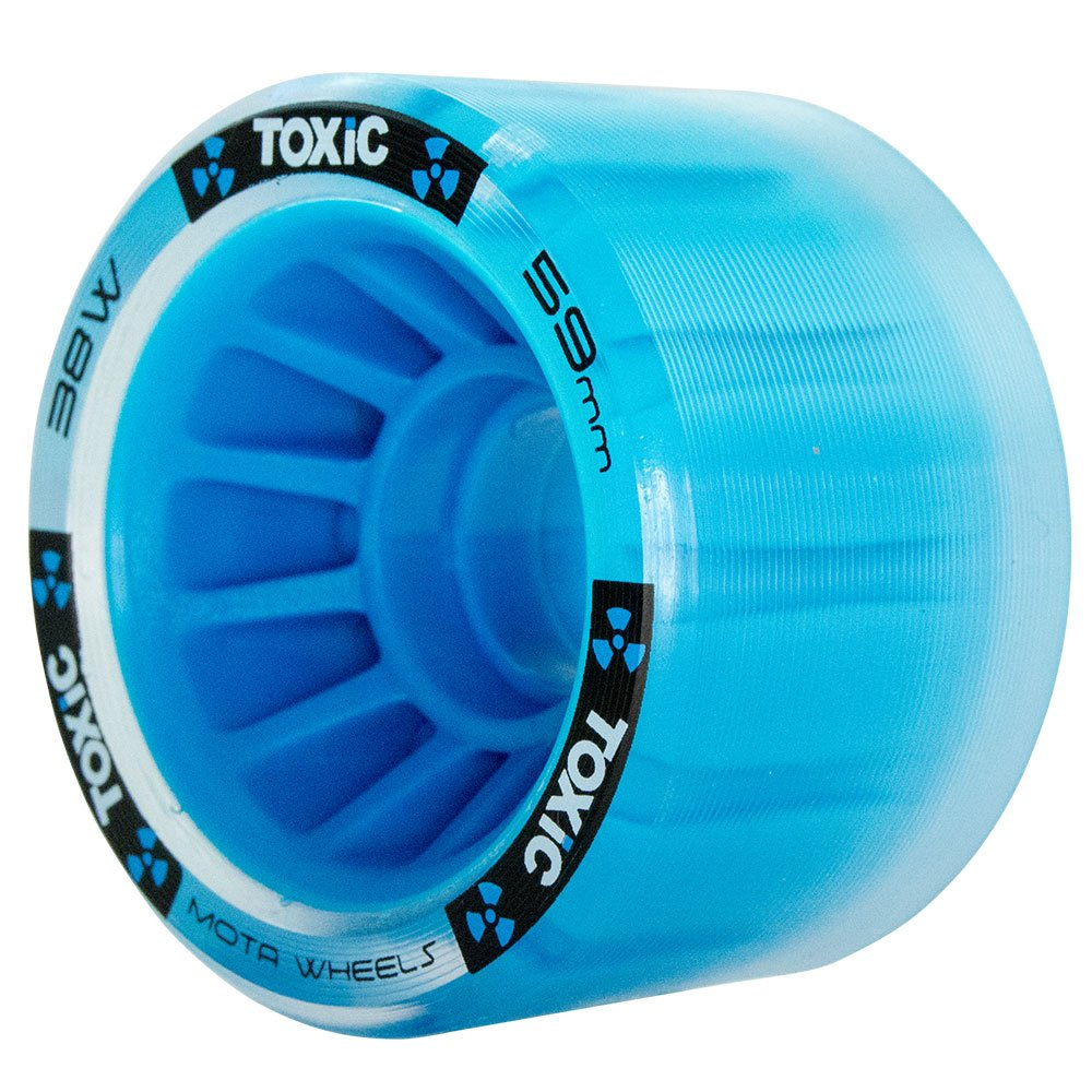 INSTOCK! TOXIC HYBRID 82A GRIP or 93A ROLL Wheels 8-Packs