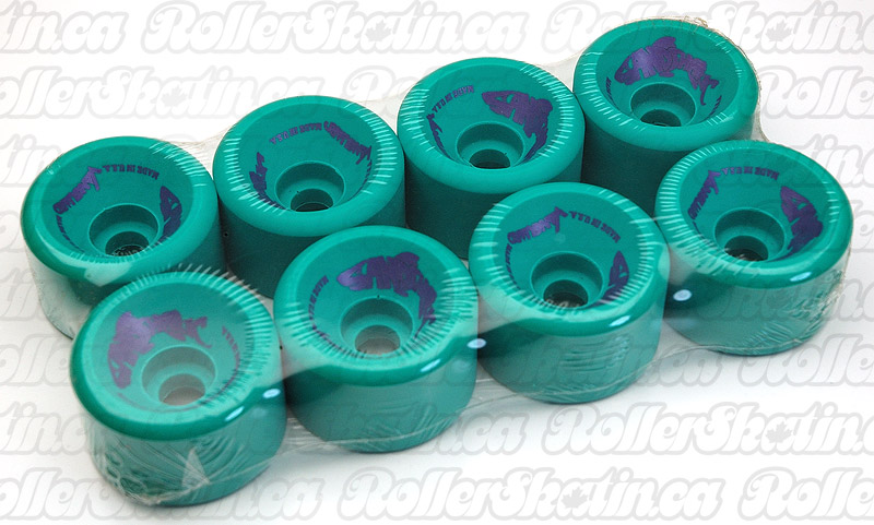 Original VANGUARD SandShark Wheels in Bright Green or Yellow 95A Set of 8!